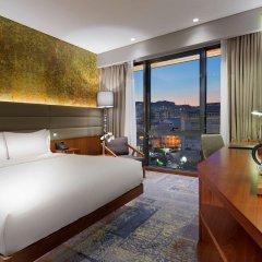 DoubleTree by Hilton Hotel Istanbul - Piyalepasa Турция, Стамбул - 3 отзыва об отеле, цены и фото номеров - забронировать отель DoubleTree by Hilton Hotel Istanbul - Piyalepasa онлайн комната для гостей фото 2