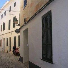 Отель Tres Sants Испания, Сьюдадела - отзывы, цены и фото номеров - забронировать отель Tres Sants онлайн вид на фасад