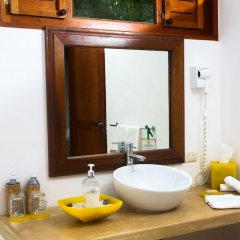 Отель Las Nubes de Holbox ванная фото 2