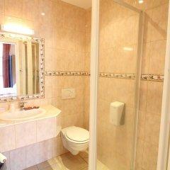 Отель Hôtel Du Centre ванная