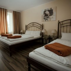 Отель Hotel Petersburg Германия, Дюссельдорф - отзывы, цены и фото номеров - забронировать отель Hotel Petersburg онлайн комната для гостей фото 4