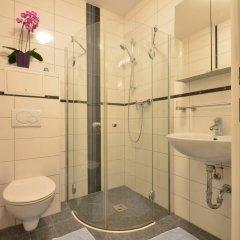 Отель AJO Apartments Beach Австрия, Вена - отзывы, цены и фото номеров - забронировать отель AJO Apartments Beach онлайн ванная