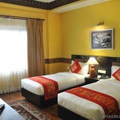 Отель Tibet International Непал, Катманду - отзывы, цены и фото номеров - забронировать отель Tibet International онлайн комната для гостей фото 2