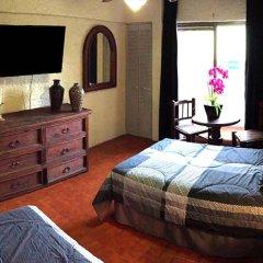 Отель Aurora Suites удобства в номере