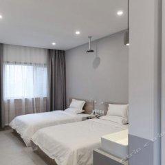 Chengdu Steam Hostel комната для гостей фото 3