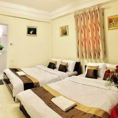 Full Moon Dalat Hotel Далат комната для гостей