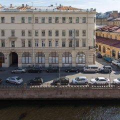 Апартаменты Гостевые комнаты и апартаменты Грифон балкон