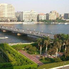Отель Novotel Cairo El Borg пляж фото 2
