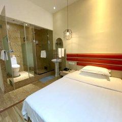 Отель The Phoenix Hostel Shanghai Китай, Шанхай - отзывы, цены и фото номеров - забронировать отель The Phoenix Hostel Shanghai онлайн комната для гостей фото 4