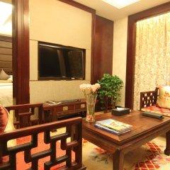 Отель Tang Dynasty West Market Hotel Xian Китай, Сиань - отзывы, цены и фото номеров - забронировать отель Tang Dynasty West Market Hotel Xian онлайн комната для гостей фото 5