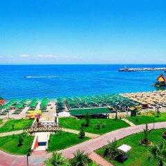 Отель Dragos Beach Кемер пляж