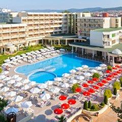 Отель DAS Club Hotel Sunny Beach Болгария, Солнечный берег - отзывы, цены и фото номеров - забронировать отель DAS Club Hotel Sunny Beach онлайн бассейн фото 3