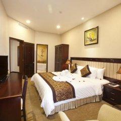 Отель Asean Halong Халонг сейф в номере