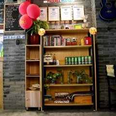 Отель The Phoenix Hostel Shanghai Китай, Шанхай - отзывы, цены и фото номеров - забронировать отель The Phoenix Hostel Shanghai онлайн питание