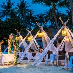 Отель Dara Samui Beach Resort - Adult Only Таиланд, Самуи - отзывы, цены и фото номеров - забронировать отель Dara Samui Beach Resort - Adult Only онлайн помещение для мероприятий фото 2