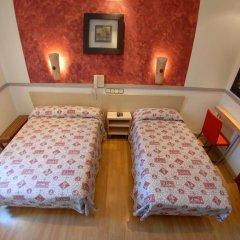 Отель Hostal Montecarlo комната для гостей фото 2