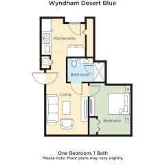 Отель Wyndham Desert Blue США, Лас-Вегас - отзывы, цены и фото номеров - забронировать отель Wyndham Desert Blue онлайн городской автобус
