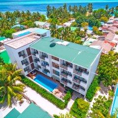 Отель Plumeria Maldives спортивное сооружение