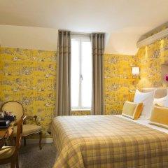 Отель Relais Des Halles Париж комната для гостей фото 4
