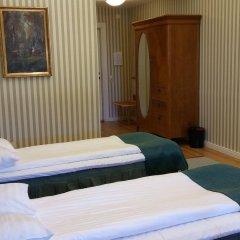 Отель Ersta Konferens & Hotell Стокгольм комната для гостей
