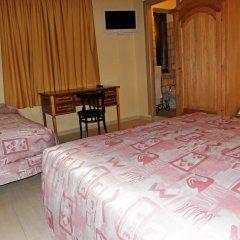 Отель Agriturismo La Colombaia Капуя комната для гостей