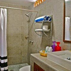 Отель Villa Mercedes Adults Only Пуэрто-Вальярта ванная