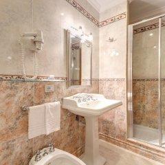 Отель Artorius Италия, Рим - 1 отзыв об отеле, цены и фото номеров - забронировать отель Artorius онлайн ванная фото 2