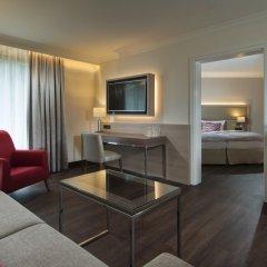 Radisson Blu Badischer Hof Hotel комната для гостей фото 5