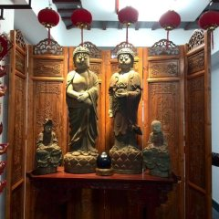 Отель Shantang Inn - Suzhou развлечения