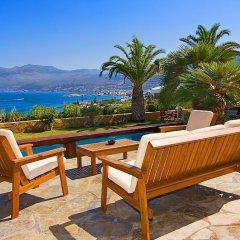 Отель Aegean Blue Villa гостиничный бар