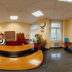 Отель ABE Прага фитнесс-зал