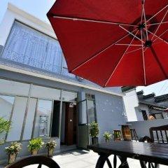 Отель Zhenfeng Ji Yi Chinese feelings theme Inn балкон