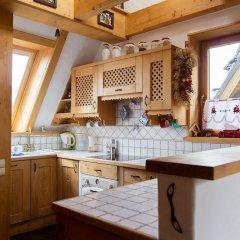 Отель InspiroApart Giewont Lux - Sauna i Basen Косцелиско в номере фото 2