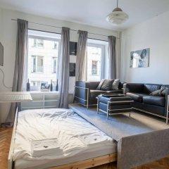 Отель Ego Center Apartments Польша, Варшава - отзывы, цены и фото номеров - забронировать отель Ego Center Apartments онлайн комната для гостей фото 4