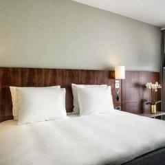 Отель NH Brussels EU Berlaymont Бельгия, Брюссель - 4 отзыва об отеле, цены и фото номеров - забронировать отель NH Brussels EU Berlaymont онлайн комната для гостей фото 2