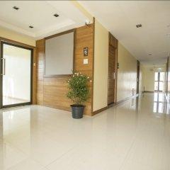 Отель Sillemon Garden Бангкок интерьер отеля