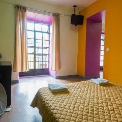 Отель Hostal Amigo Suites Мексика, Мехико - 3 отзыва об отеле, цены и фото номеров - забронировать отель Hostal Amigo Suites онлайн комната для гостей фото 4