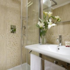 Comfort Hotel Bolivar ванная