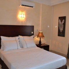 Отель Africa Республика Конго, Браззавиль - отзывы, цены и фото номеров - забронировать отель Africa онлайн комната для гостей фото 4