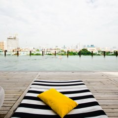 Отель Urbana Sathorn Бангкок приотельная территория