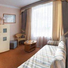 Гостиница Юбилейный комната для гостей фото 3