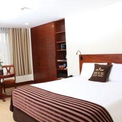 Отель Torre De Cali Plaza Hotel Колумбия, Кали - отзывы, цены и фото номеров - забронировать отель Torre De Cali Plaza Hotel онлайн комната для гостей фото 3