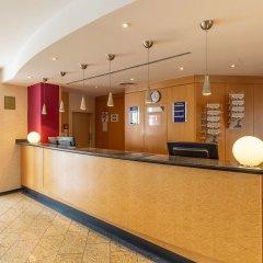 Отель Ramada by Wyndham Hannover Германия, Ганновер - отзывы, цены и фото номеров - забронировать отель Ramada by Wyndham Hannover онлайн интерьер отеля