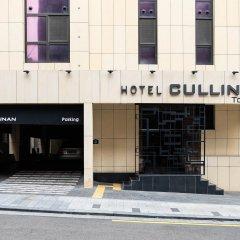 Hotel Cullinan Wangsimni парковка