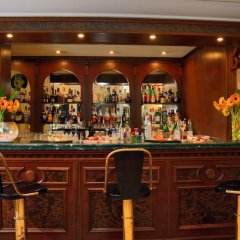 Hellenia Yachting Hotel Джардини Наксос гостиничный бар фото 2