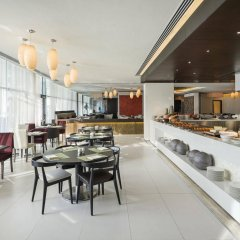 Отель Hyatt Place Dubai Al Rigga Residences питание фото 3