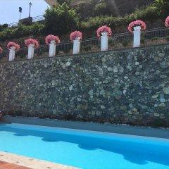 Отель Villa Piedimonte Равелло бассейн фото 3