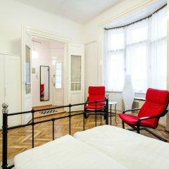 Апартаменты Kecskemeti 5 Apartment Будапешт комната для гостей фото 2