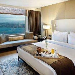Отель The Marmara Taksim в номере