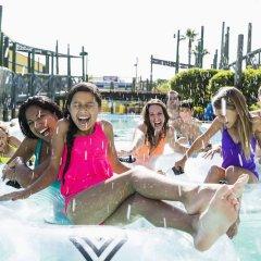 Отель Splash Beach Resort by Langham Hospitality Group фитнесс-зал фото 3